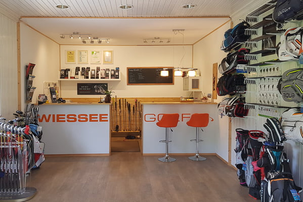 Wiesseegolf Shop